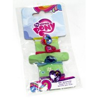 Acc. P/pelo X4 My Little Pony F/corazon Hlp 1147 E/bolsa