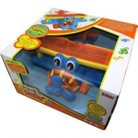 Avion Infant Carita Musical/luces/3d/ Pilas 1206391 Caja Visor.
