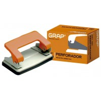 Perforadora Metal Color Grap 583 E/caja