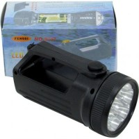 Linterna Doble  7 Led + 5 Led /plastico/ Pilasin Mp4073 Caja