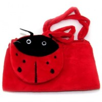 Cartera Infantil Peluche Animalitos Ns230054