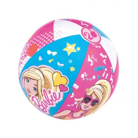 Pelota Inflable Playa Barbie  Bestway 93201 E/caja