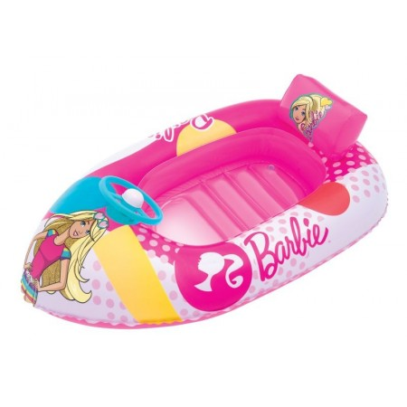Barquito Inflable Barbie Fashion 114x 71 Cm  93204 En Caja