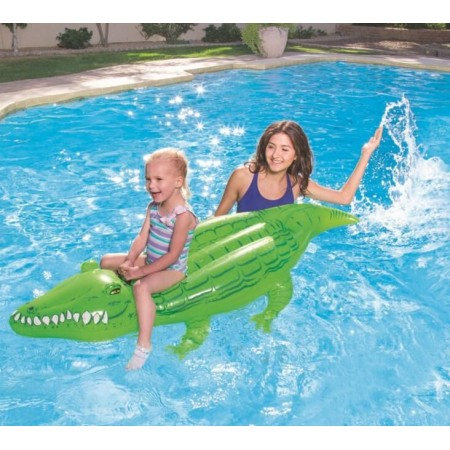 Cocodrilo Inflable 168x89cm Bestway 41010 E/caja