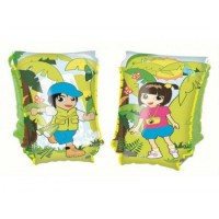 Bracitos Inflable Jungle/tiburón/pinguino 30x15cm Bestway 32102 E/bolsa