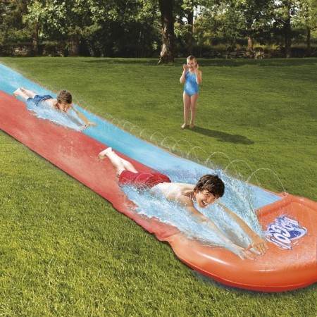 Deslizador De Agua Doble Inflable H2o Go Bestway 52208 E/caja