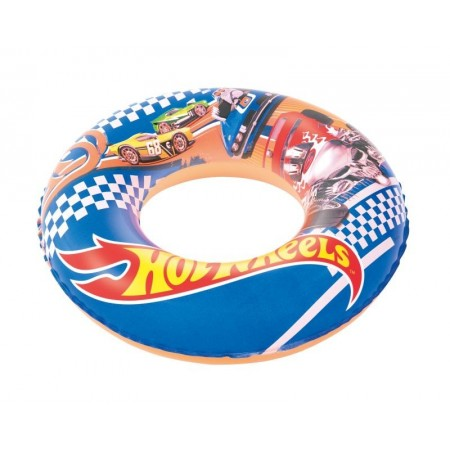 Salvavidas Hot Wheels 61cm Bestway 93401 E/caja