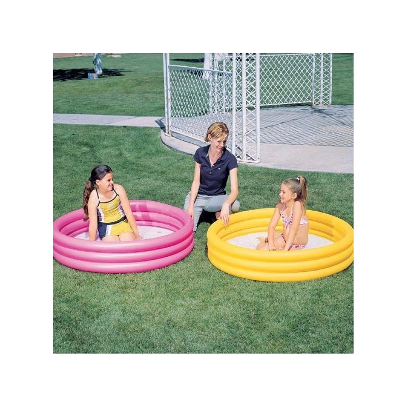 Pileta Inflable/3 Ani/color/vs 122x25 51025 E/bolsa