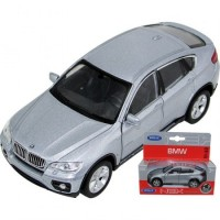 Auto Coleccion Bmw X6 1:36 Welly 43617