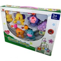 Movil Musical Infantil Animalitos Plast. Surt 1169988 Caja Visora