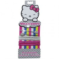 Acc.p/pelo Invisibles +gomitas Elas.brill Hello Kitty Shk 1312 E/bl