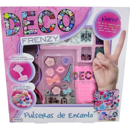 Deco Frenzy  Crear Collage  3-d Tapimovil 40228
