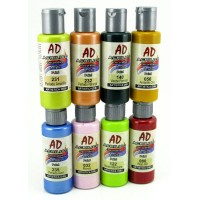 Acrilico Decorativo  Ad Rojo Ad   50ml   058727-080