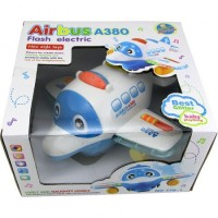 Avion  Pasajero Caritas  Infant.musical/luces/ Pilas 1352428 Caja Visor