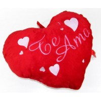 Corazon Peluche 36cm P/colg/ C/inscrip.2042