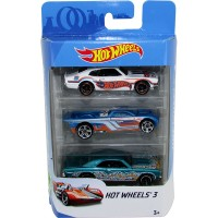 Auto Hot Wheels Pack X3 K5904 E/caja
