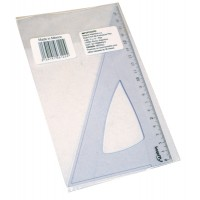 Escuadra Maped Start 21 Cm X 60ª 146122zm Bolsa