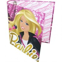 Carpeta 3x40 Cartone Barbie 614