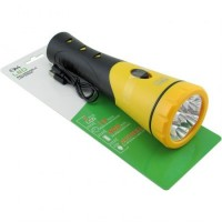 Linterna Om -3622  Recargable 7 Led 500mah   Blister Det/triang