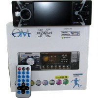 Auto Stereo Om  9702 Bluetooth  Usb/t/sd/radio/mp5/contr/remot/caj