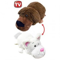 Peluche Display Surtidos Reversible Flipazzo 200/220
