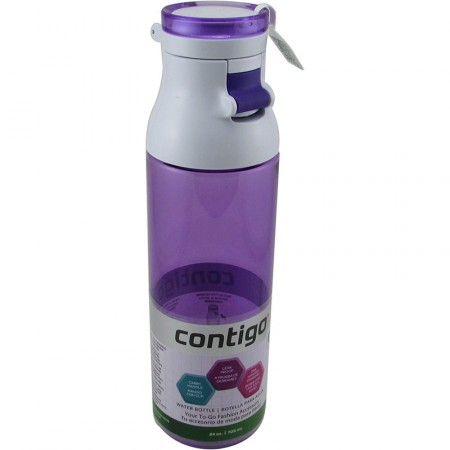 Botella De Agua 709ml Surt Color Con Antiderrame Jackson  2039817/818/819