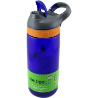 Botella D/agua 590ml Surt Color Anti/derram.contigo Courtney 2039814
