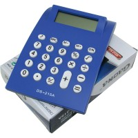 Calculadora Gaona 8digt  Ds - 215a  Display Gde  Mp5579 Caja