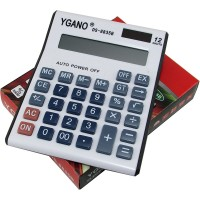 Calculadora Ygano 12 Digit.  Ds - 8835b  Mp5583 Caja