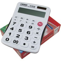 Calculadora Caohua 12 Digit. Ts - 8835c Display Gde Mp5584 Caja