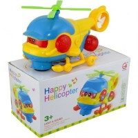 Helicoptero Infant Musical/luces/didact/ Pilas 1576160 Caja