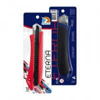 Cortante Ezco Eterna Plastico Con Guia Metal 18mm Blister