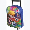 Mochila Carro 12 Infant.unisex /figura/3d /lona  Mp6259
