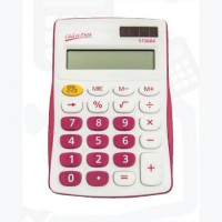 Calculadora Calcumax 12 X 7 ) 515684  12 Digitos Auto Power  En Caja