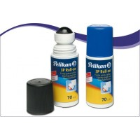 Tinta P/sello Roll On Pelikan Negro 3p 70cc. 001-504-568