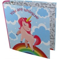 Carpeta 3x40 Cartóne Unicorn 01204442