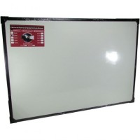 Pizarra Blanco Eco 40x60 Metal