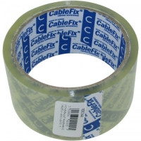 Cinta Embalaje Transparente Cableflix  48mm X 40mts. 151