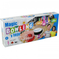 Set De  Bowling Y Tejo Luminoso  Magic  Jyjbow001 Caja