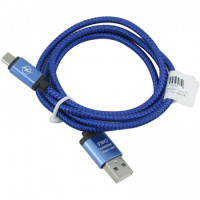 Cable Usb  Tipo Cordon  1.0 Mts Colores Surtidos L224/to2  Granel