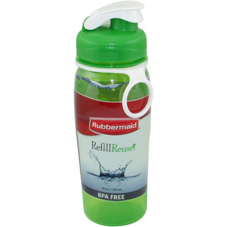 Botella Deportiva Chug Rubbermaid 590 Ml 2039807