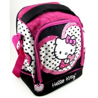 Lunchera Termica Hello Kitty Mk845 Estampad/corazones