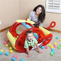 Centro Infant. Juego Helicoptero Inflable  79 X69x13 Bestway 52183 E/caja
