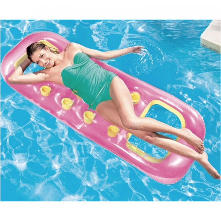 Colchoneta Inflable C/ Ventana  Bestway 43110