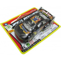 Auto De Carrera 10cm Friccion Blister 60391