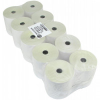 Rollo Papel Quimicos Mauger 76mm X 30m X 10 Rollos 8013030