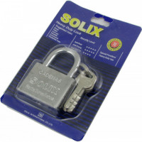 Candado Metal  50mm Solix  Blister Sl50a