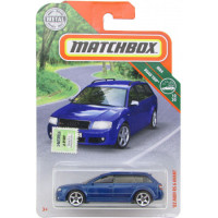 Autos Basicos Metal Hero City Matchbox Blister 30782