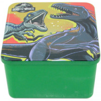 Caja De Sandwich Infantil Jurasic World 01jurassic052