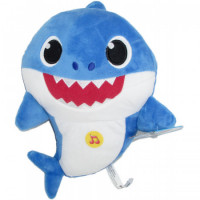 Peluches Musical 30 Cm  Baby Shark  00bbs030
